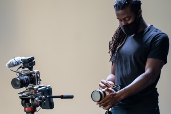 Photographers, Videographers,  Actors, Models, Copywriters, we love all our creative pros.