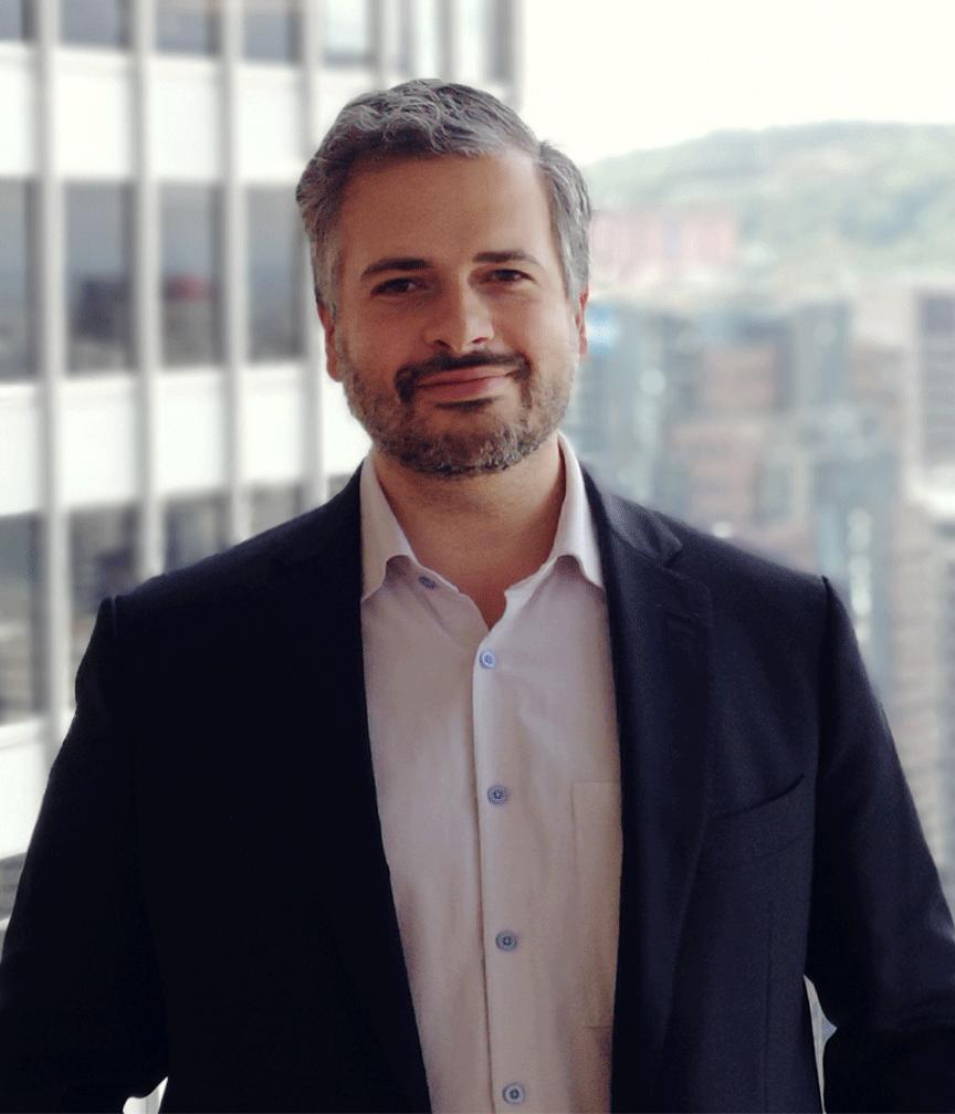 Image of Mako CEO Raphael Bouskils
