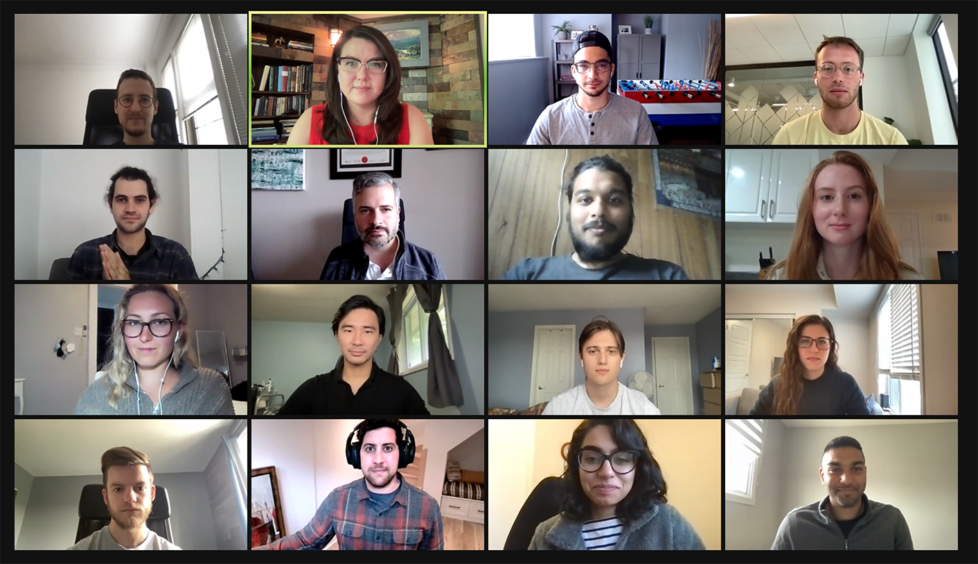 Image of Mako fintech executives