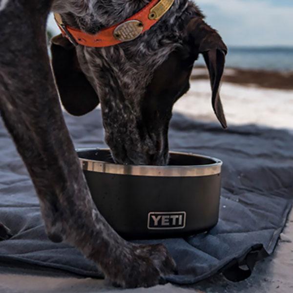 YETI Coolers Dog Bowl Product Design