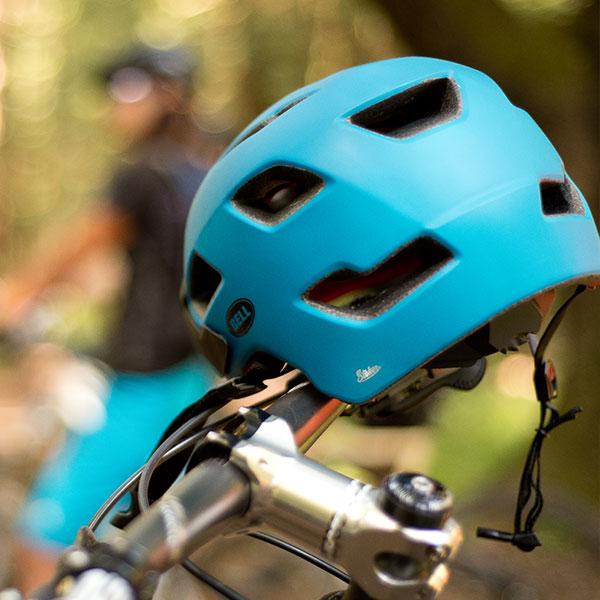 Bell Stoke Bike Helmet Design
