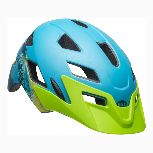 Bell Side Track Bicycle Helmet Product Design Industrial Design