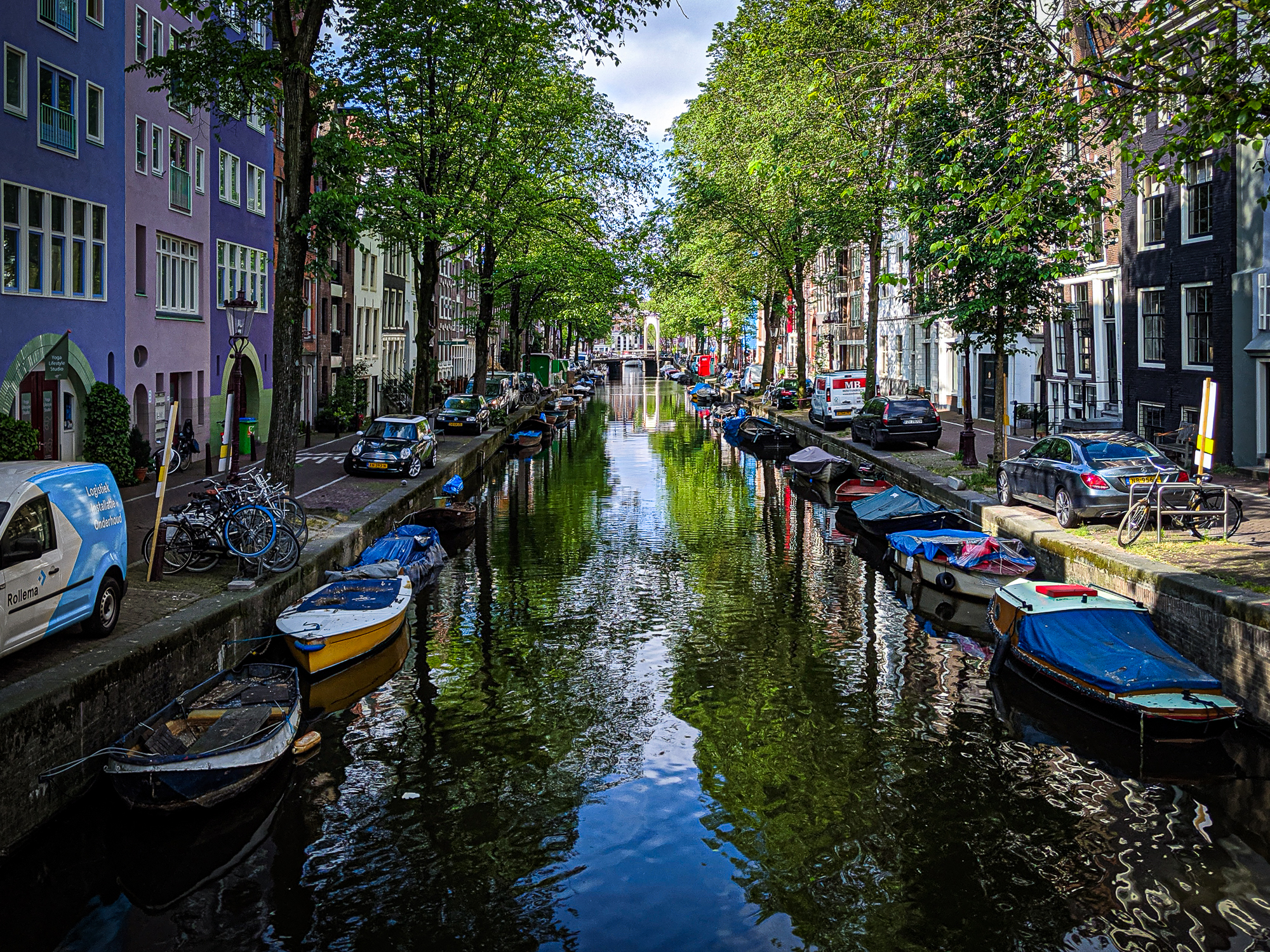 After more than two years living in Amsterdam, the city never fails to delight. From the bicycles to the canals, this city is incredible.