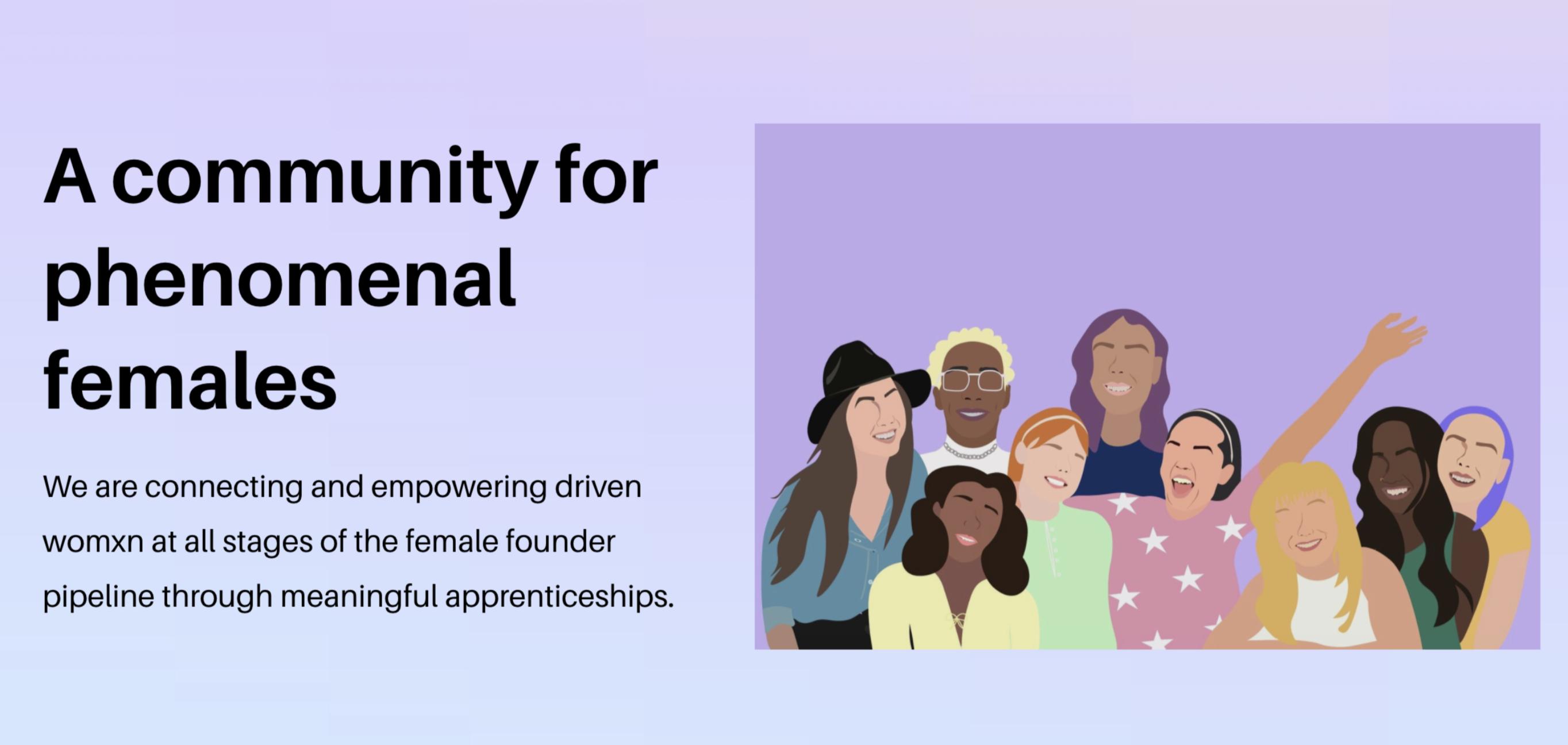 FLIK Female Apprenticeships