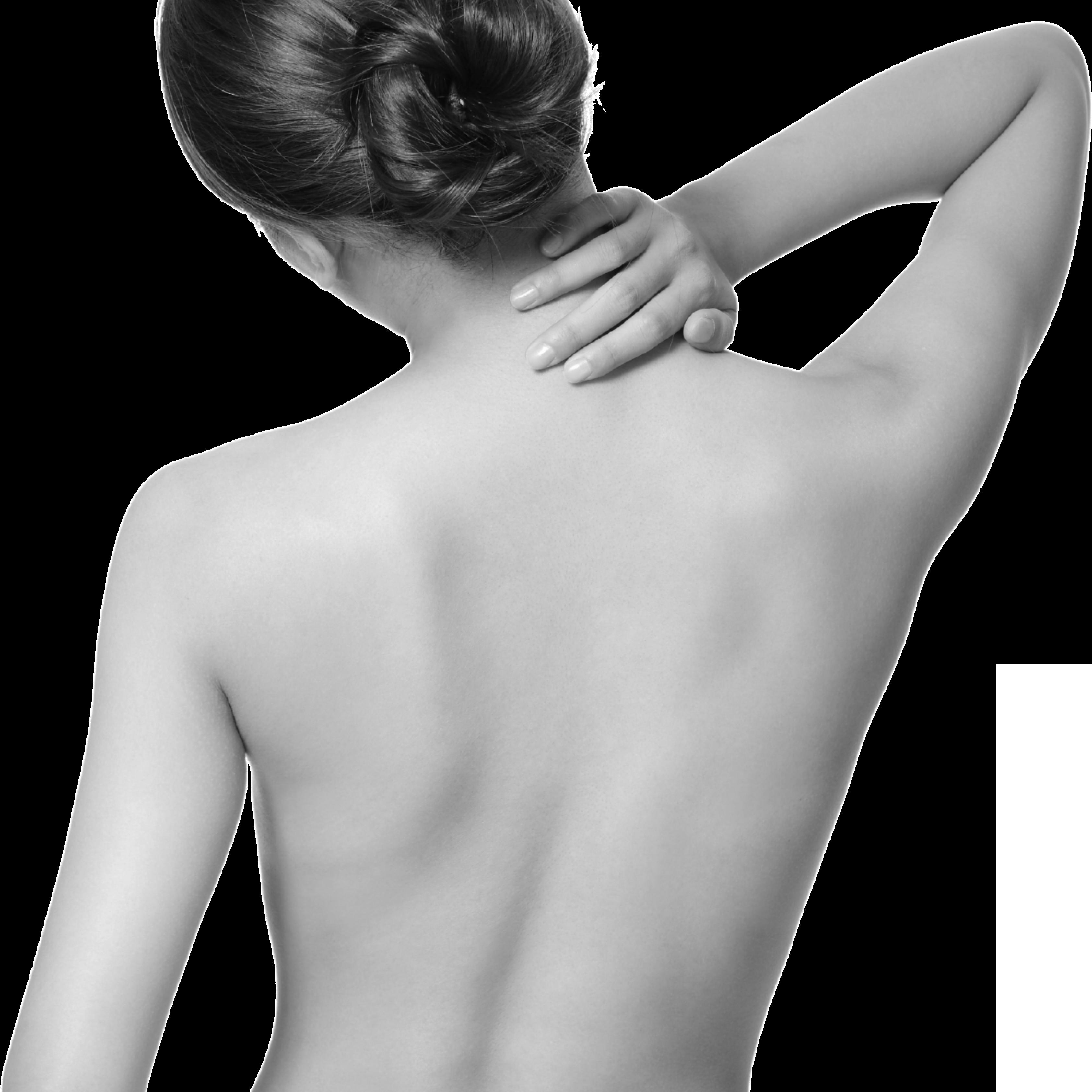 Skin Code LA Service - Women's Laser Hair Removal Back