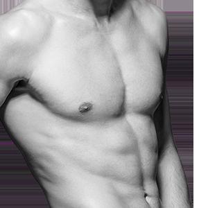 Skin Code LA Service - Men's Laser Hair Removal Chest/Abdomen