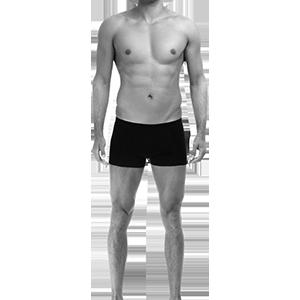 Skin Code LA Service - Men's Laser Hair Removal Full Body