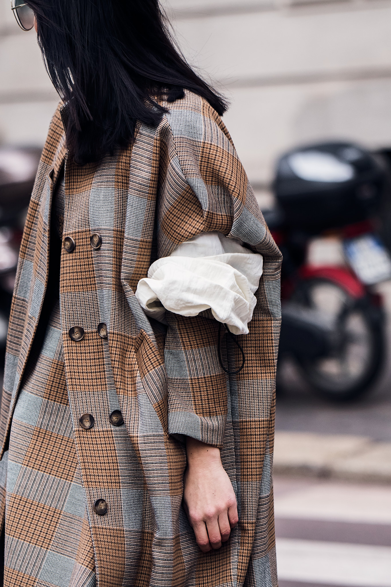 On the street - Paris Fashion Week FW19