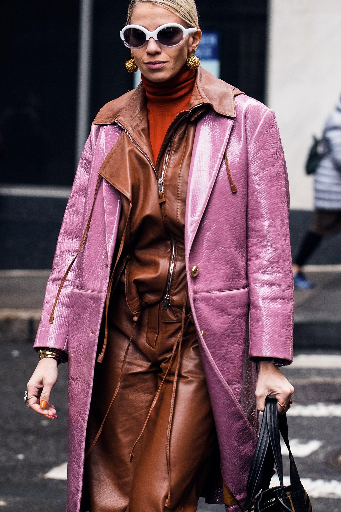 Outside Kate Spade - New York Fashion Week FW19