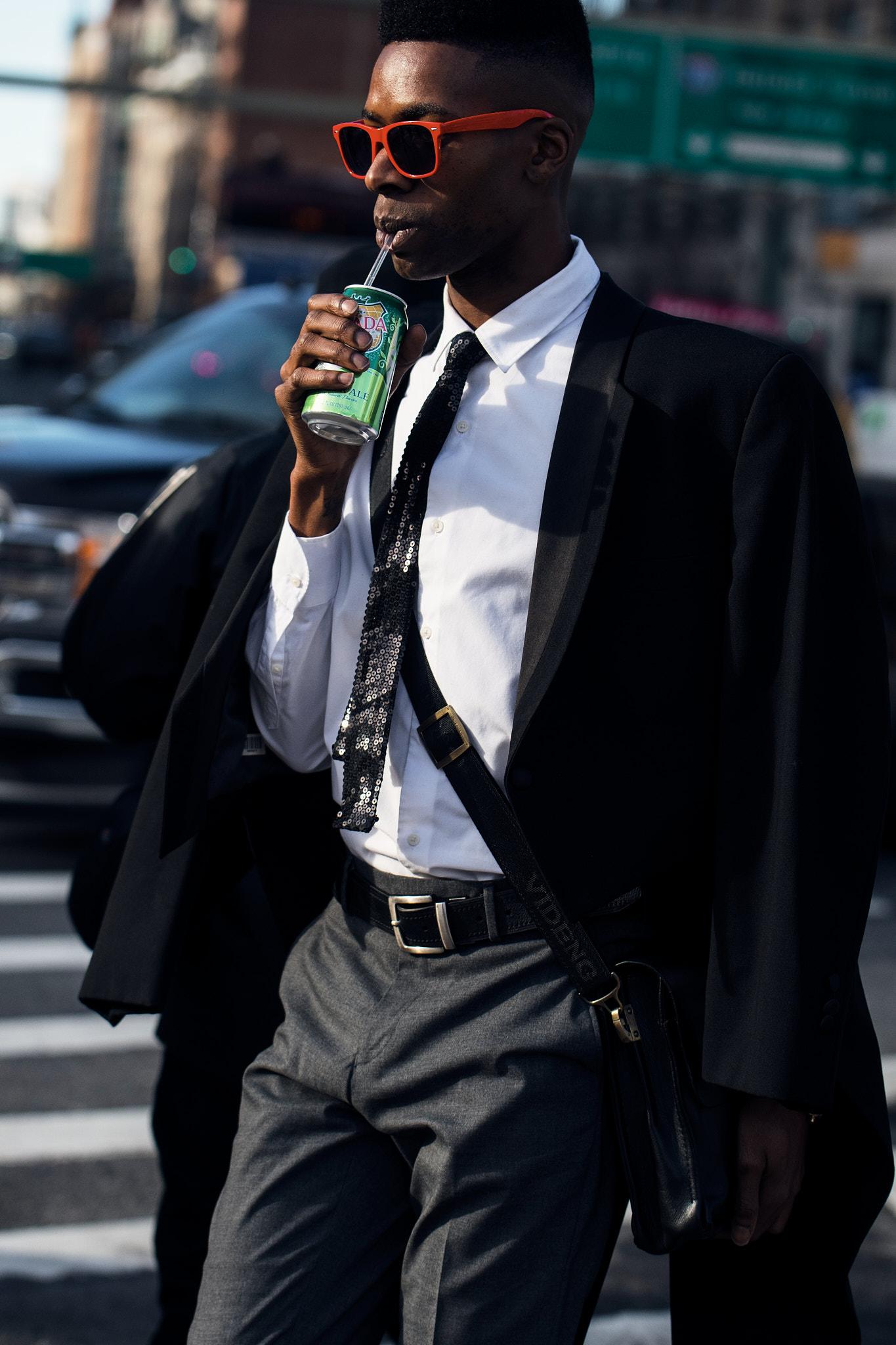 On the street - New York Fashion Week FW19