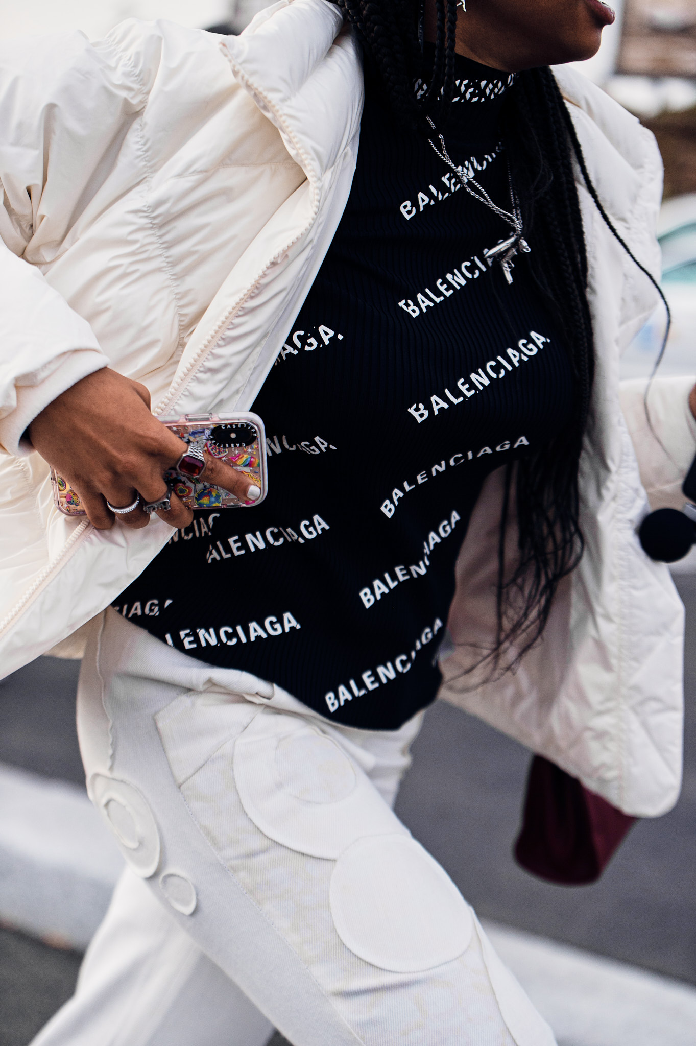 Outside Prada - Milan Fashion Week SS20