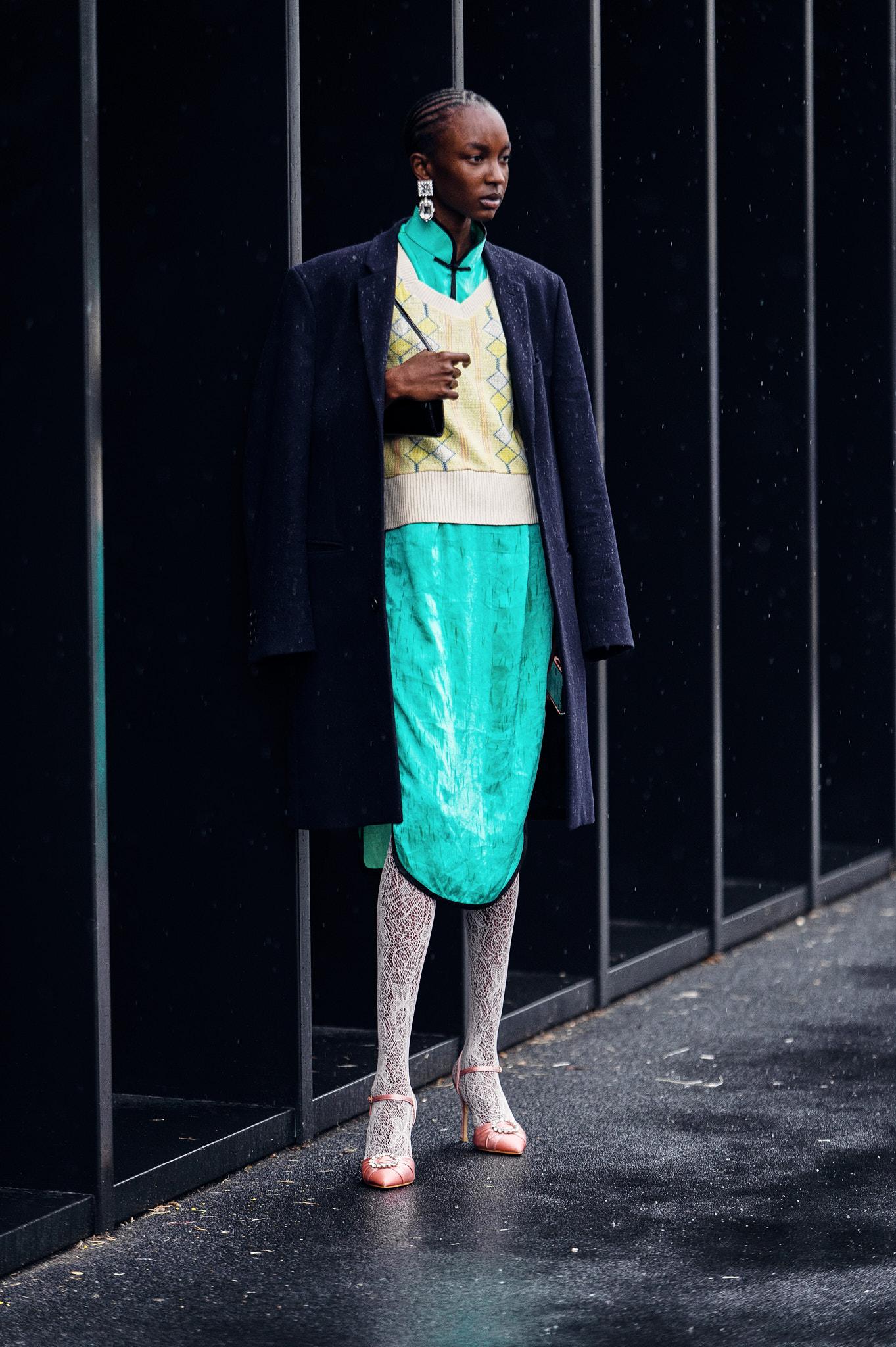 Outside Gucci - Milan Fashion Week SS20