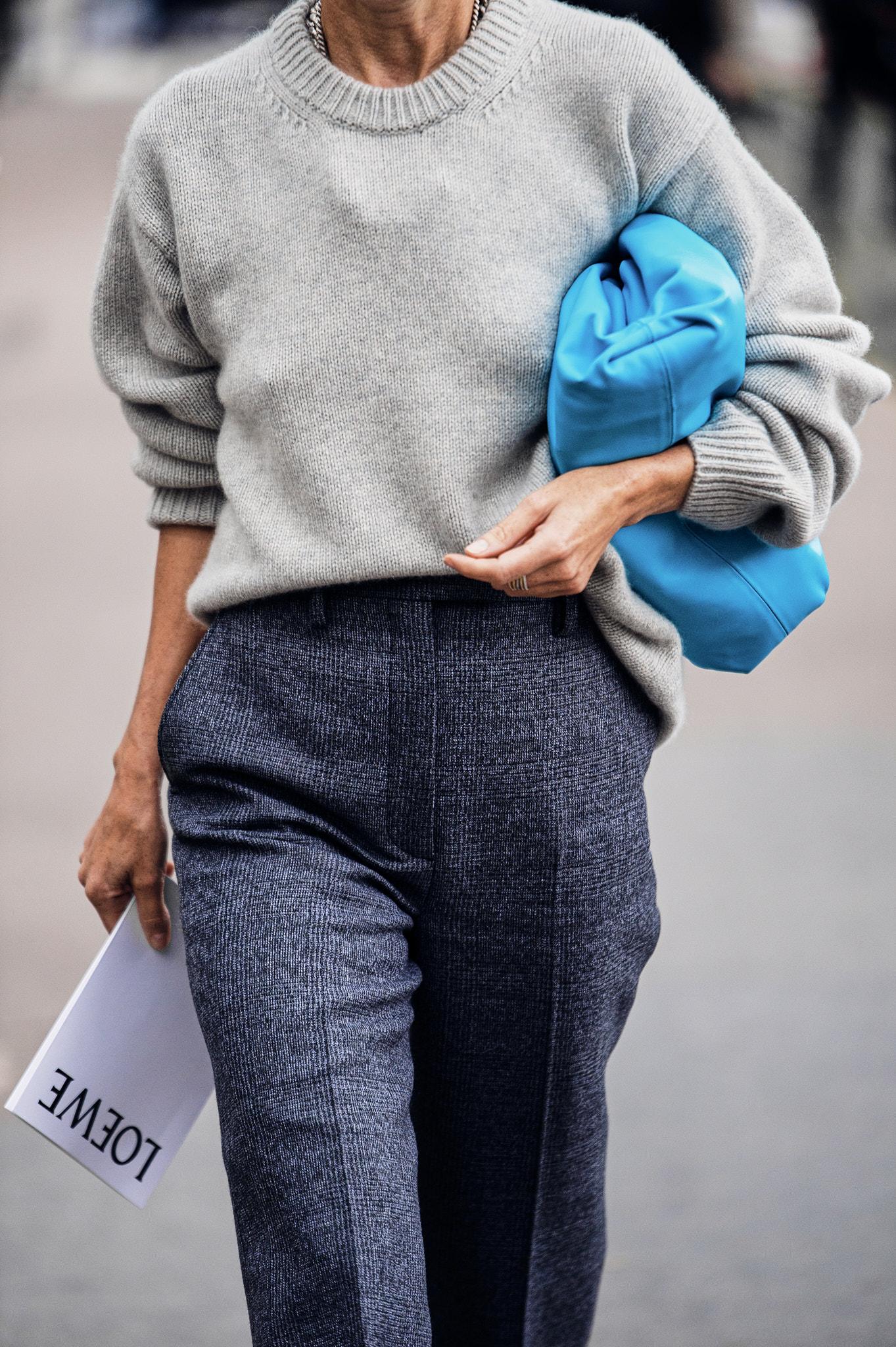 Outside Loewe - Paris Fashion Week SS20