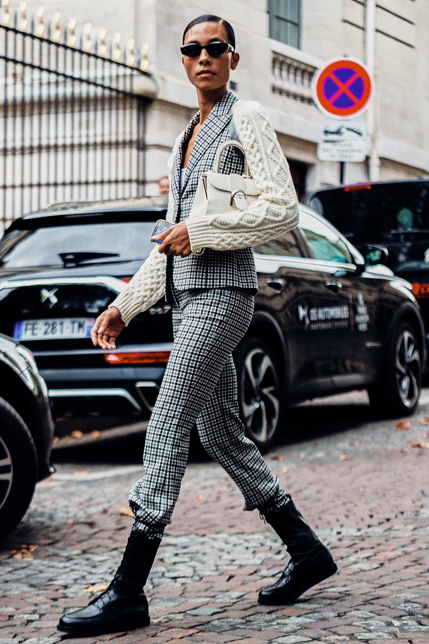TyLynn Nguyen - Paris Fashion Week SS20