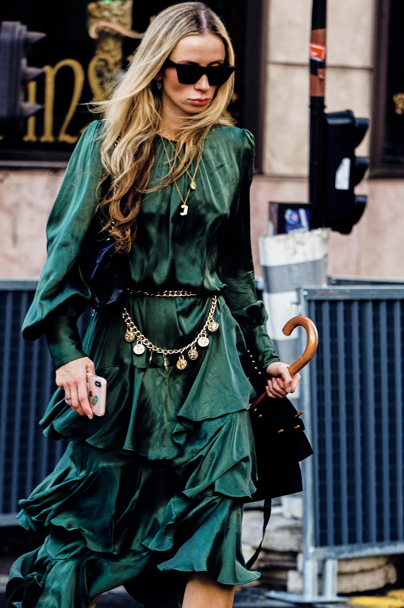 On the street - Outside Thom Browne - Paris Fashion Week SS20