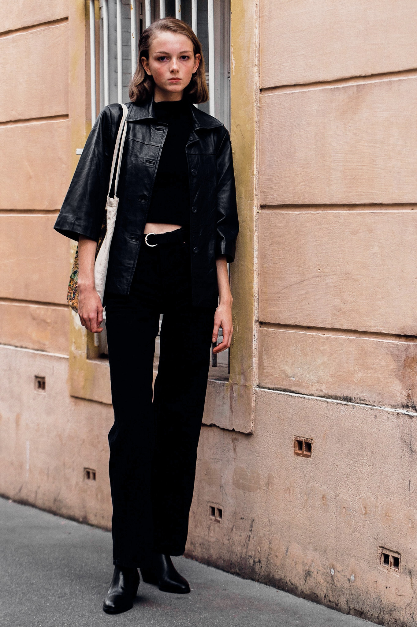 On the street - Outside A.P.C. - Paris Fashion Week SS20