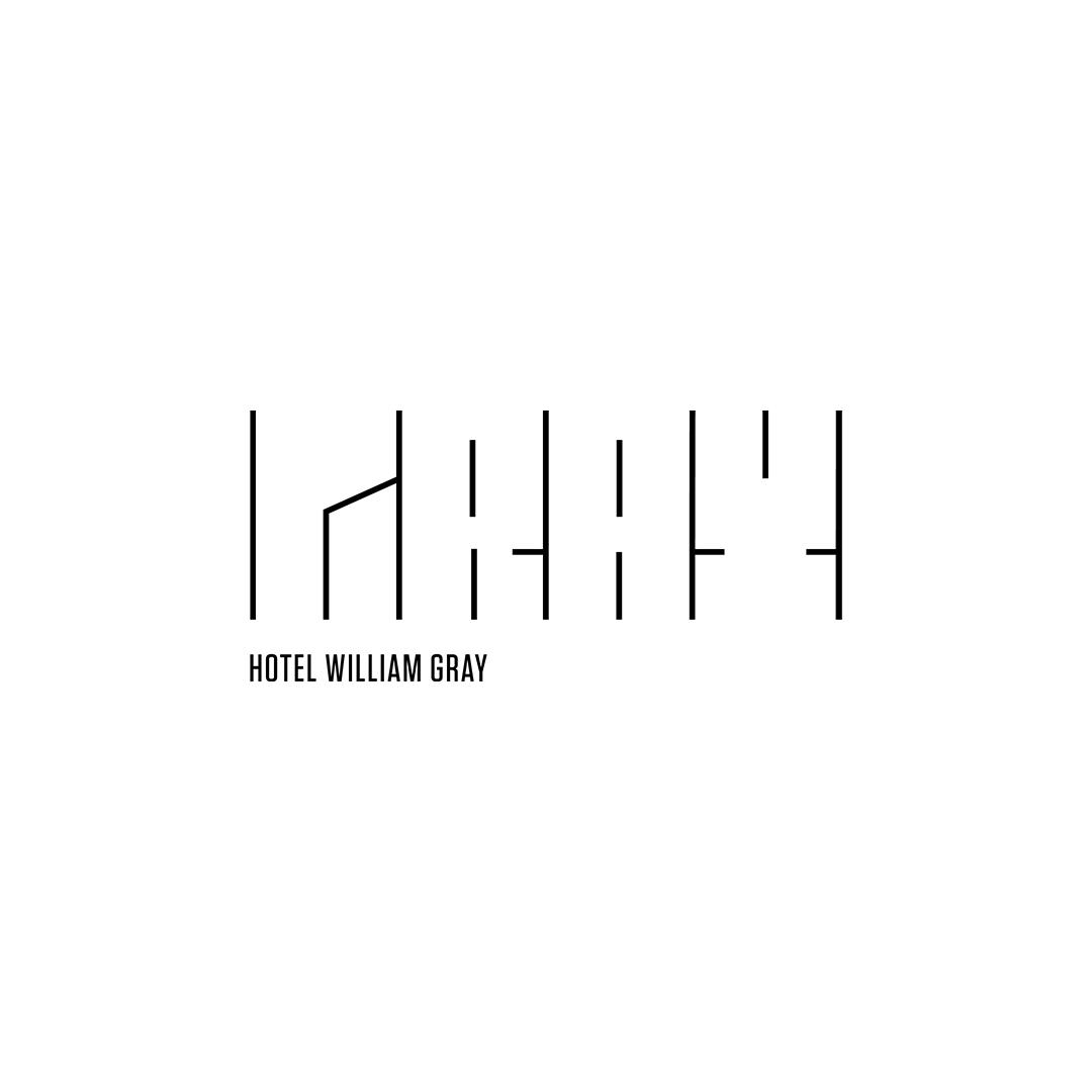 Hotel William Gray Re-branded Logo