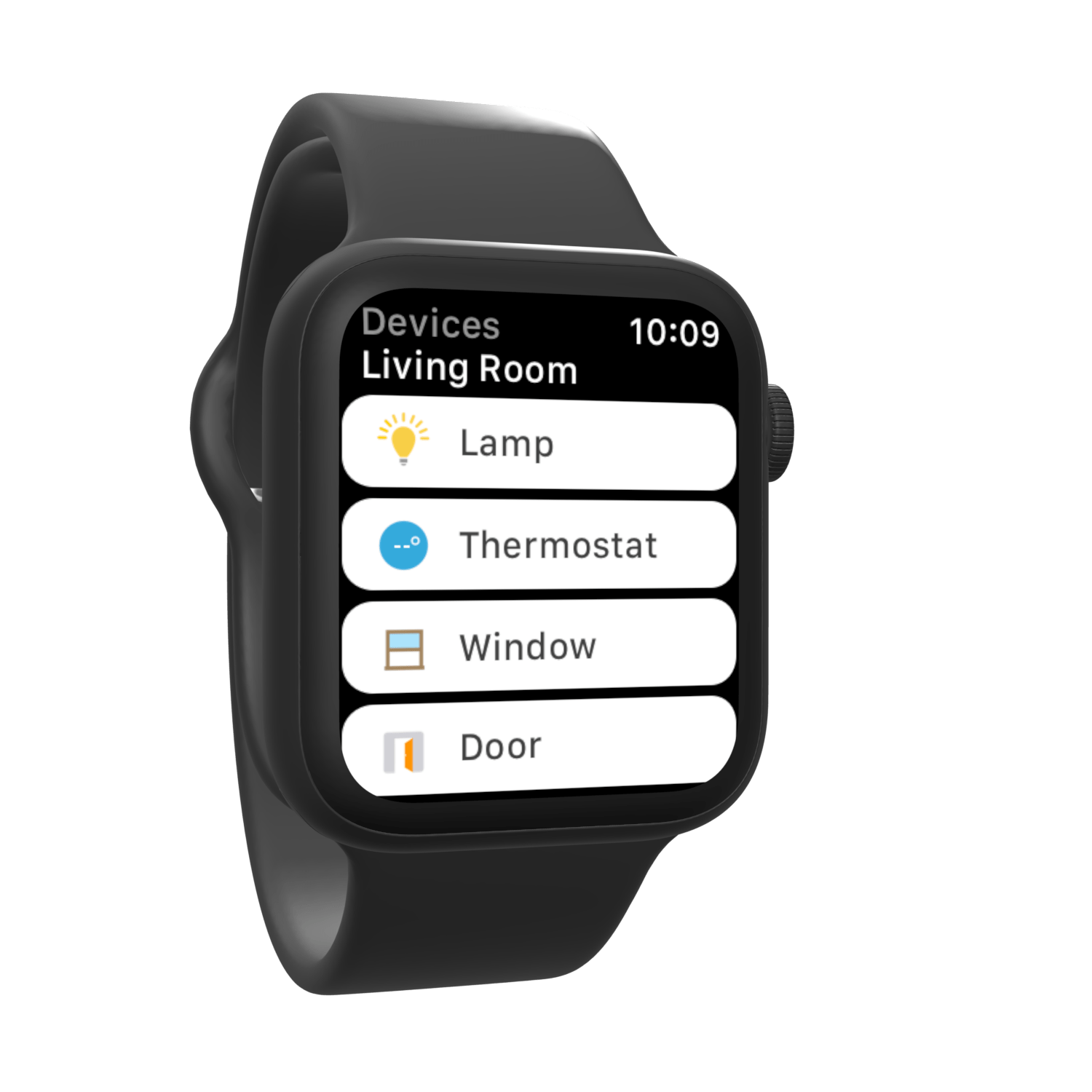 Devices App Apple Watch