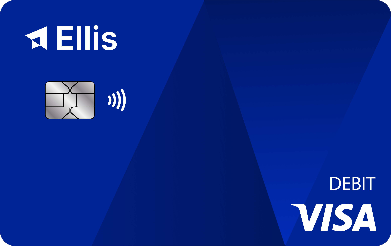 Preview of Ellis Debit Card