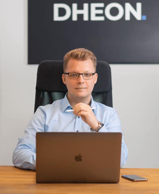 DHEON GmbH - Richard Tinß