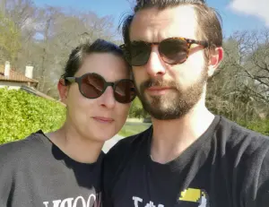 Qui sont Sandra et Freddy, fondateurs de WTF ?