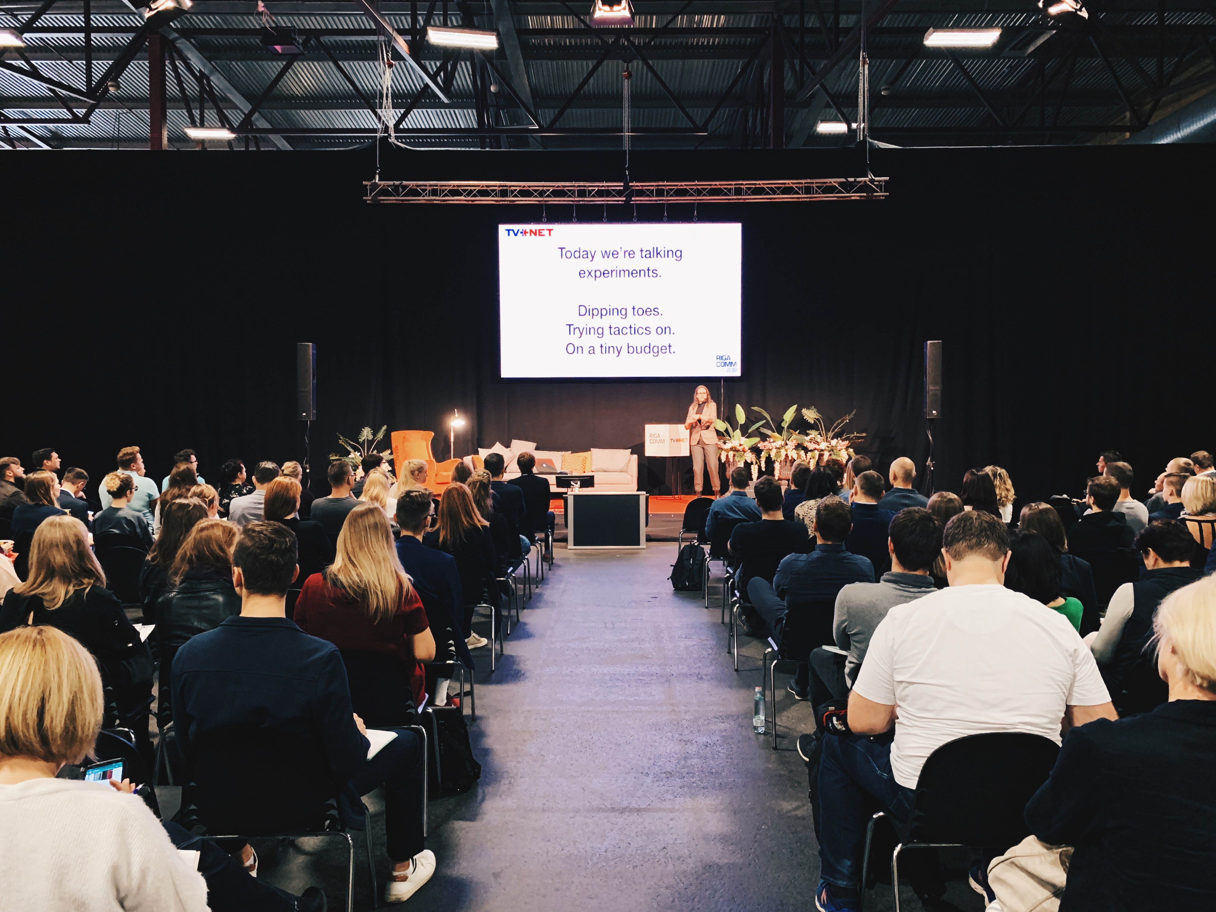 5 lessons I learned from the women at Riga Comm