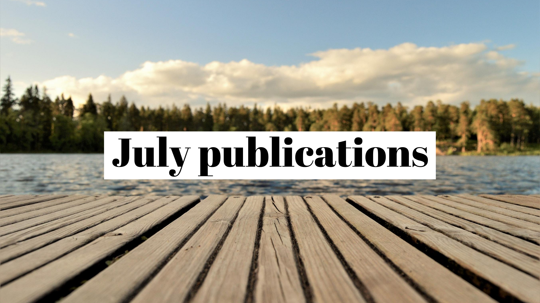 July 2020 publicity recap: Post-lockdown reality and the lessons learned