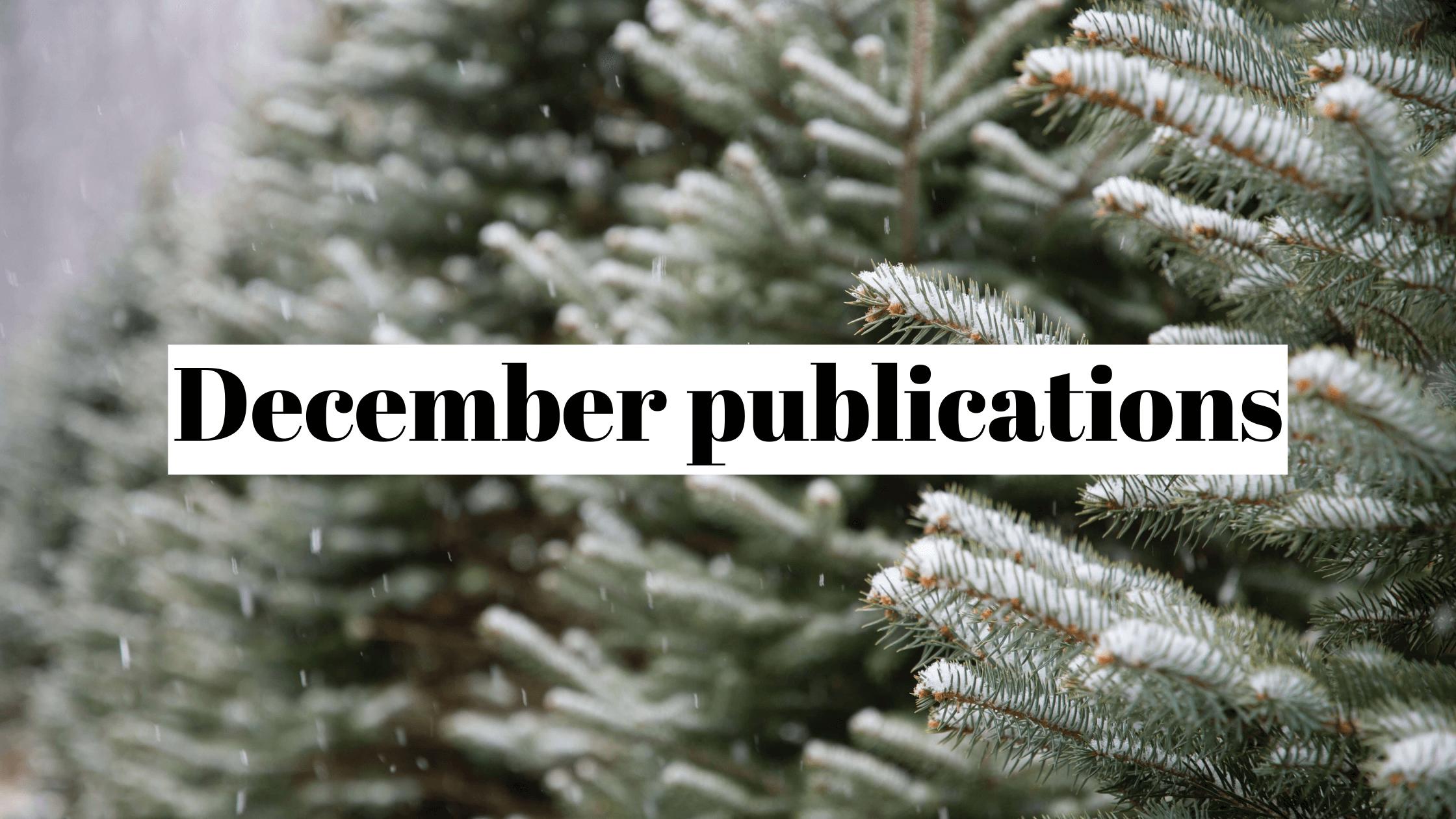 Last but not least of 2020: Truesix's December publicity recap