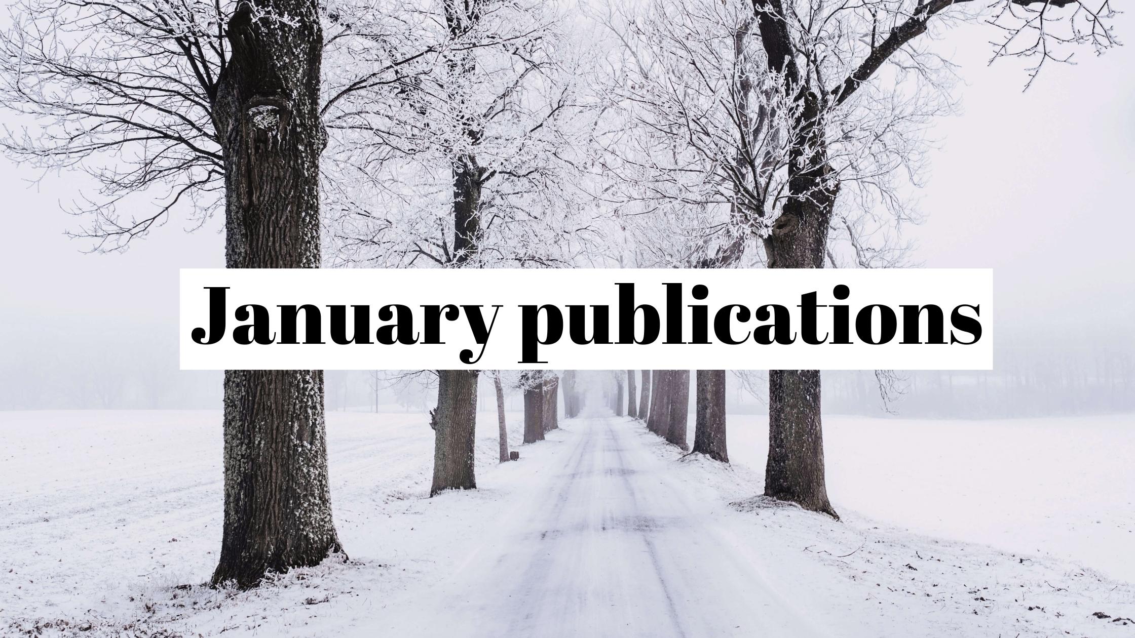 Truesix January 2021 publicity recap: a peaceful start to a brand new year