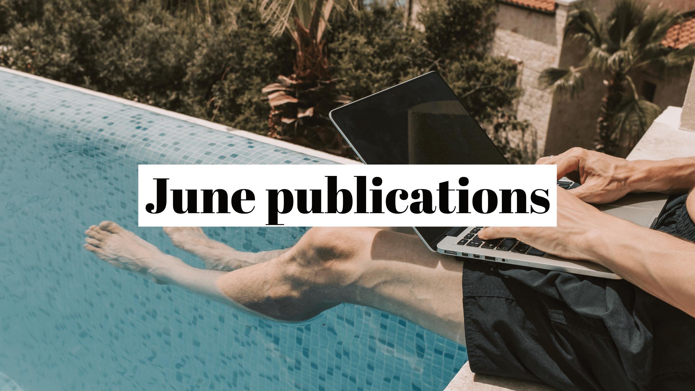 Truesix's June 2021 – chasing the rays of media coverage