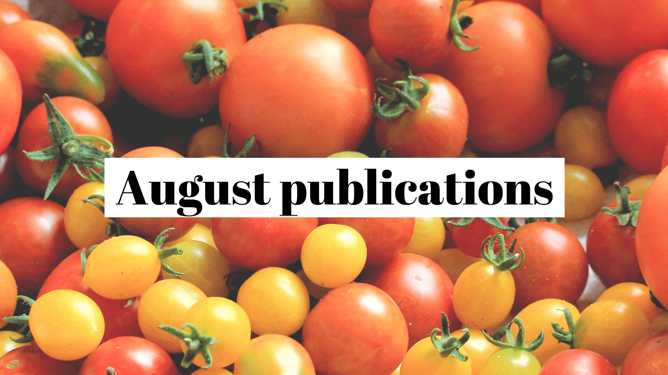 Truesix's August 2021: publications in Inc., Fast Company, Yahoo Finance & more