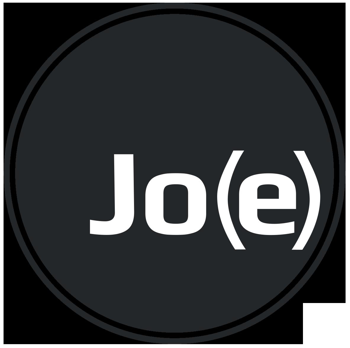 Jo(e) Logo