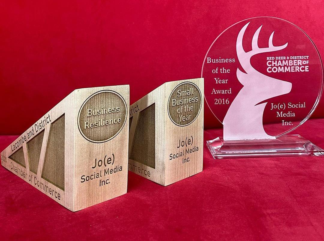 Jo(e) business awards.