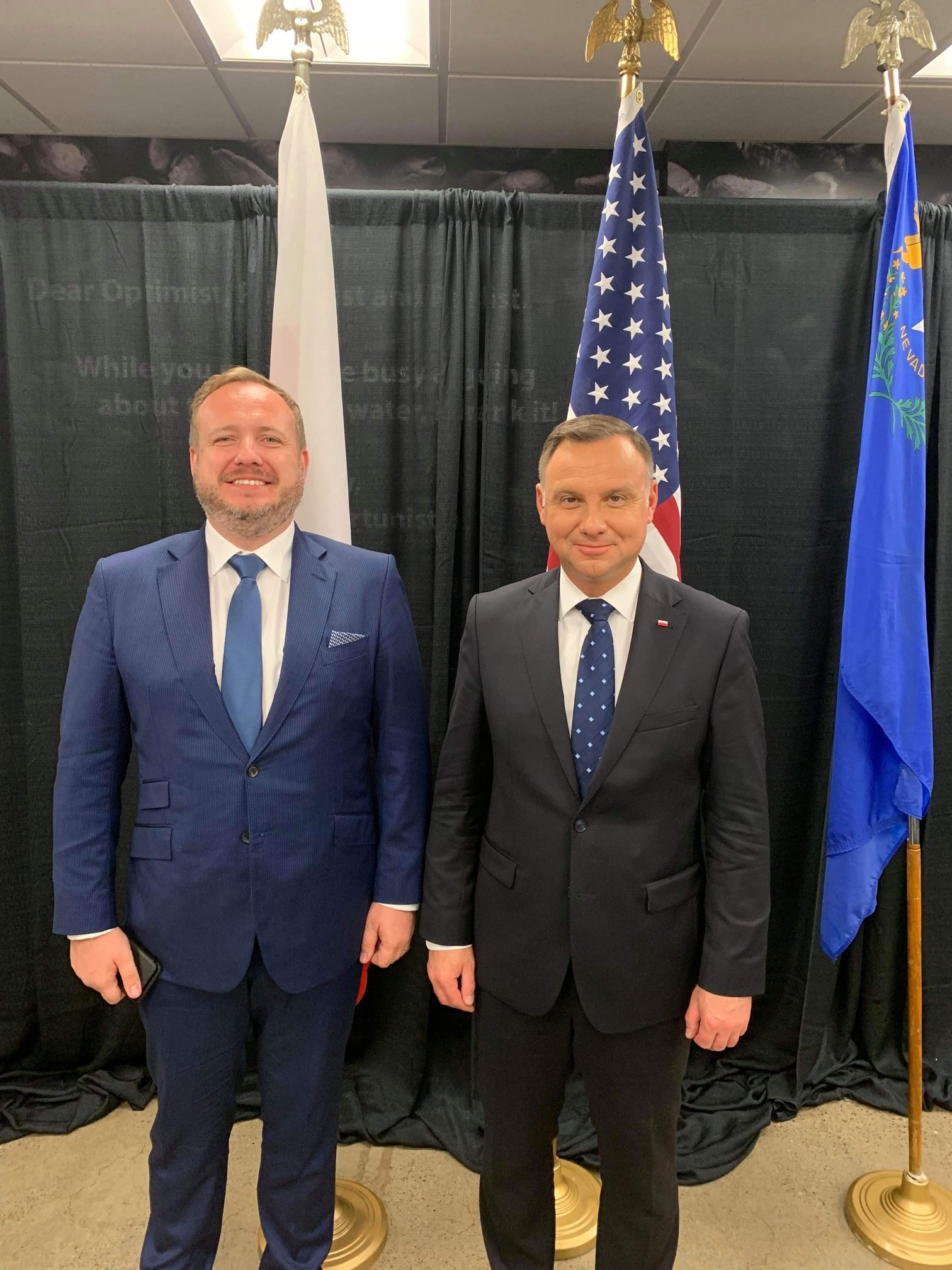 Polish Business and Innovation Week in Nevada