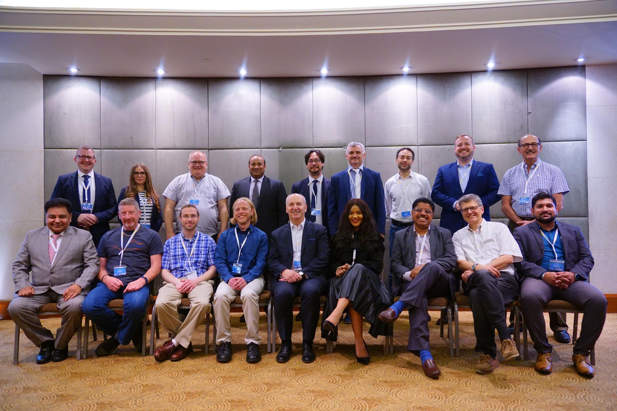 Second International Distributor Meeting
