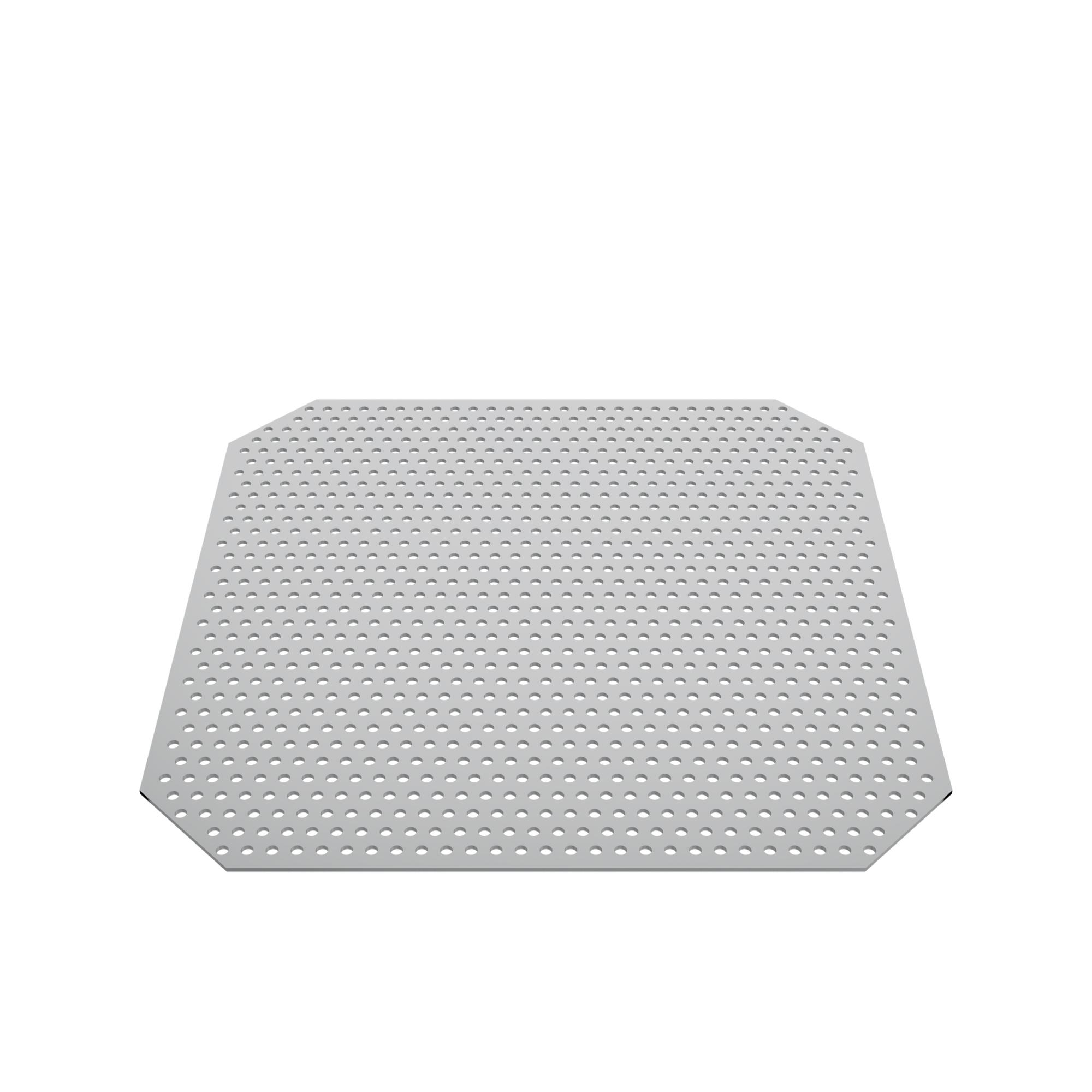 Pro-RF AAPM 15 Registration plate