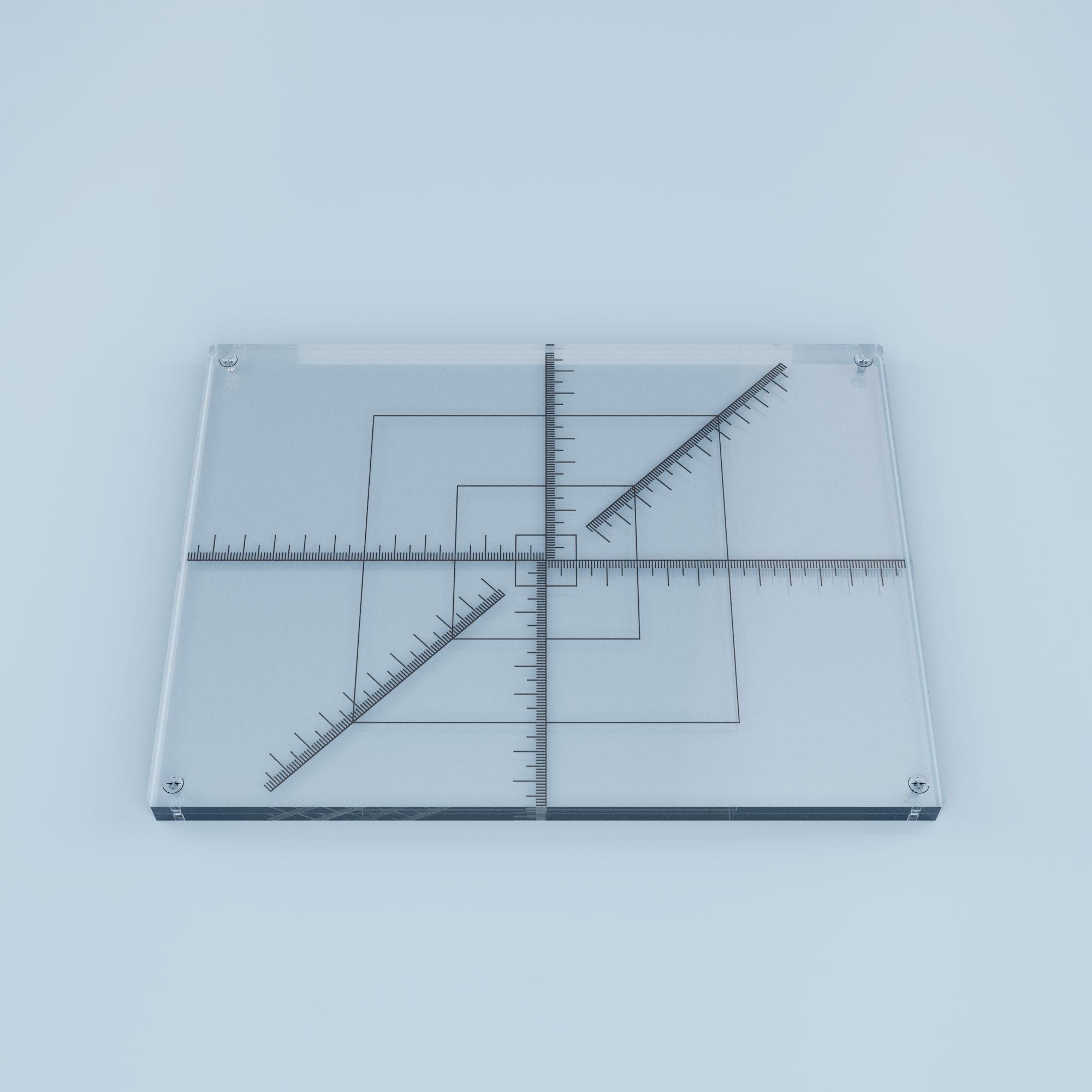 Pro-DigiMAM Geometry distortion module (scales)