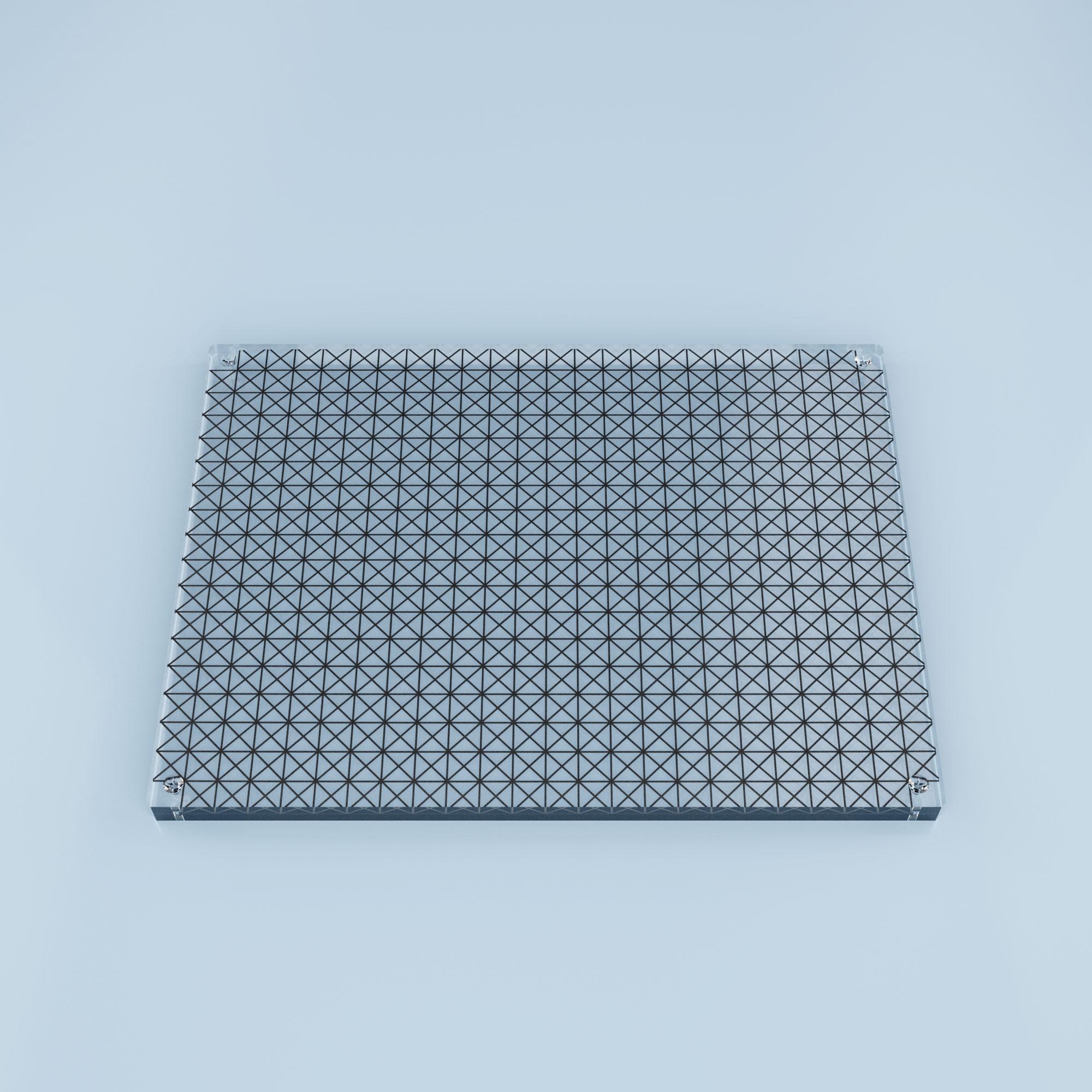 Pro-DigiMAM Geometry distortion module (mesh)