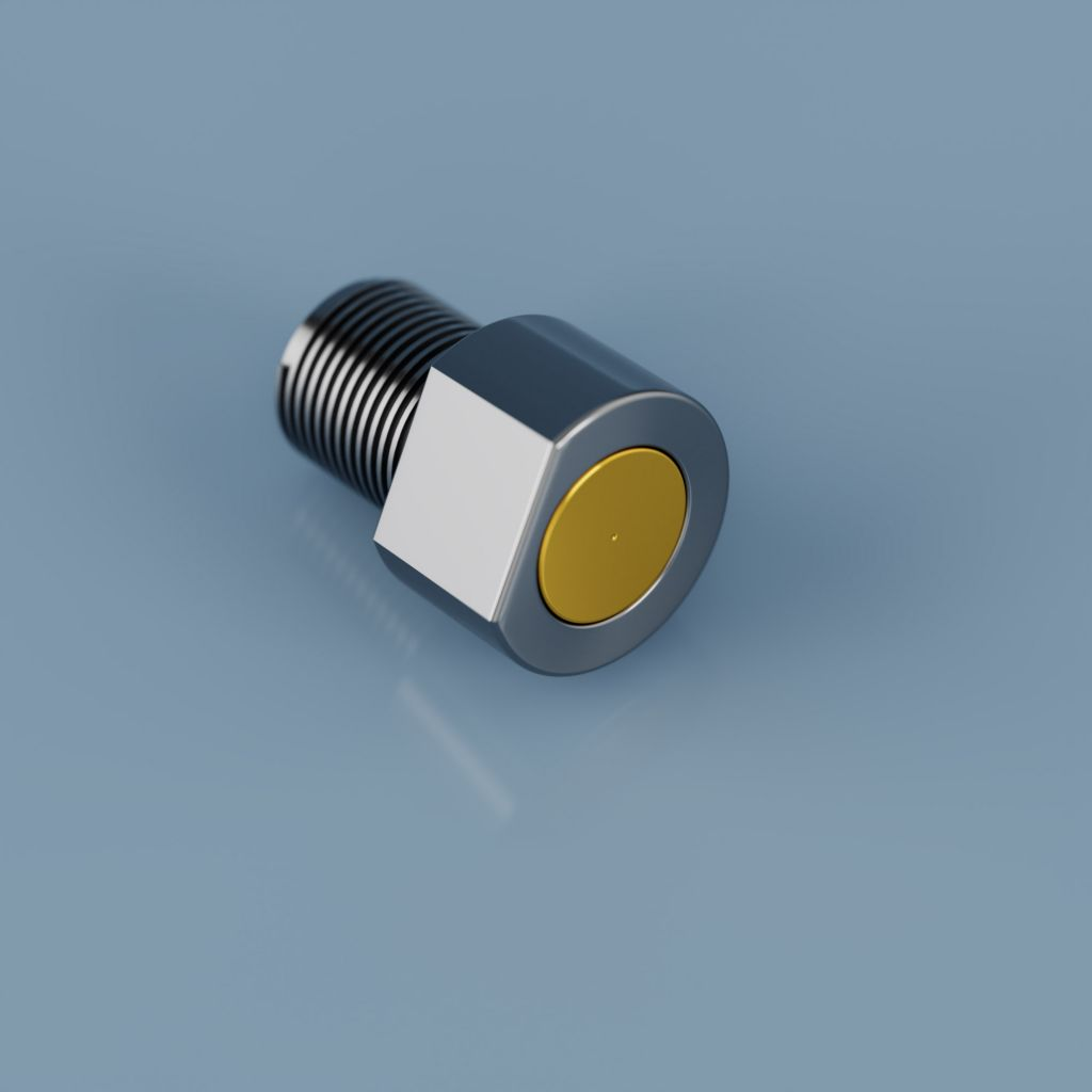 Pro-Pinhole screw