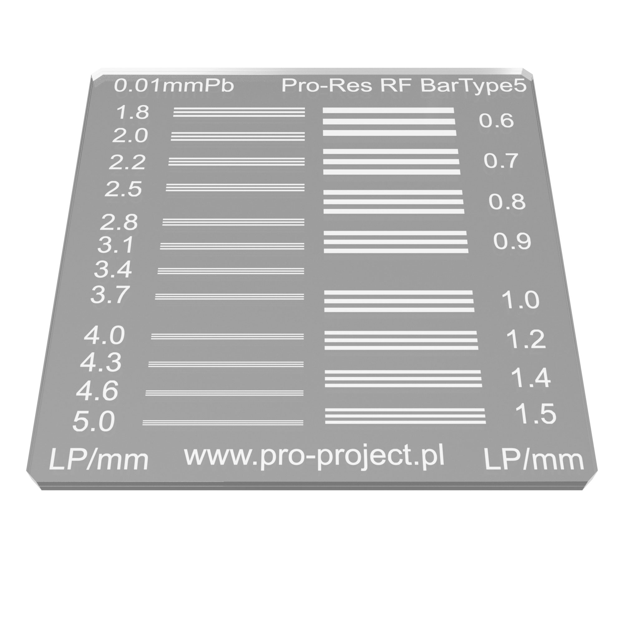 Pro-Res RF BarType 5