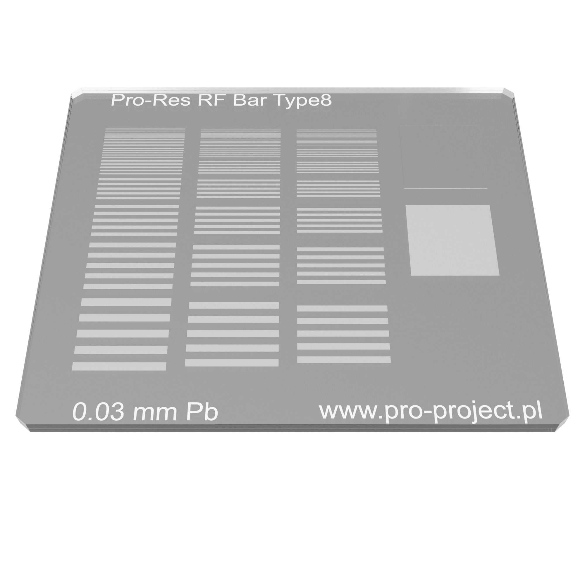 Pro-Res RF BarType 8