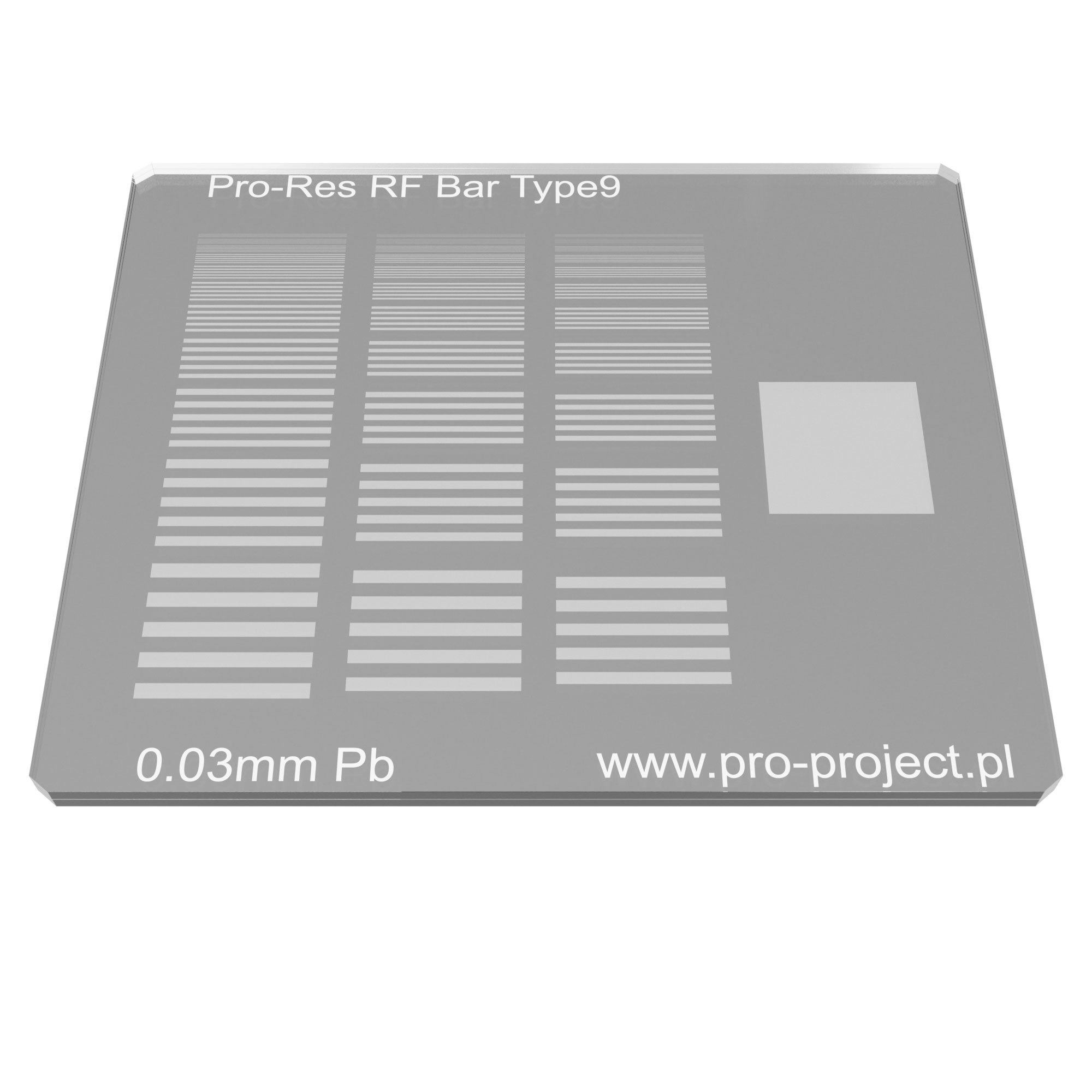 Pro-Res RF BarType 9