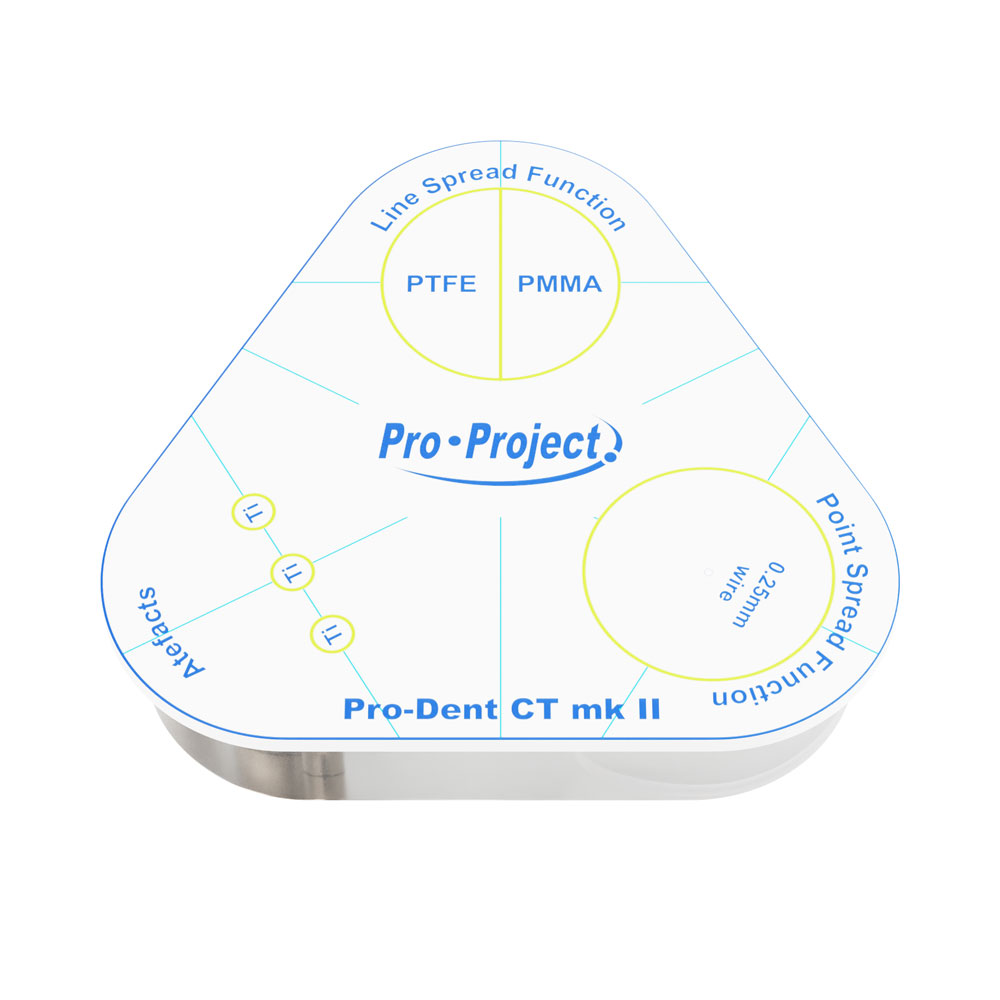 Pro-Dent CT MK II - Artefact