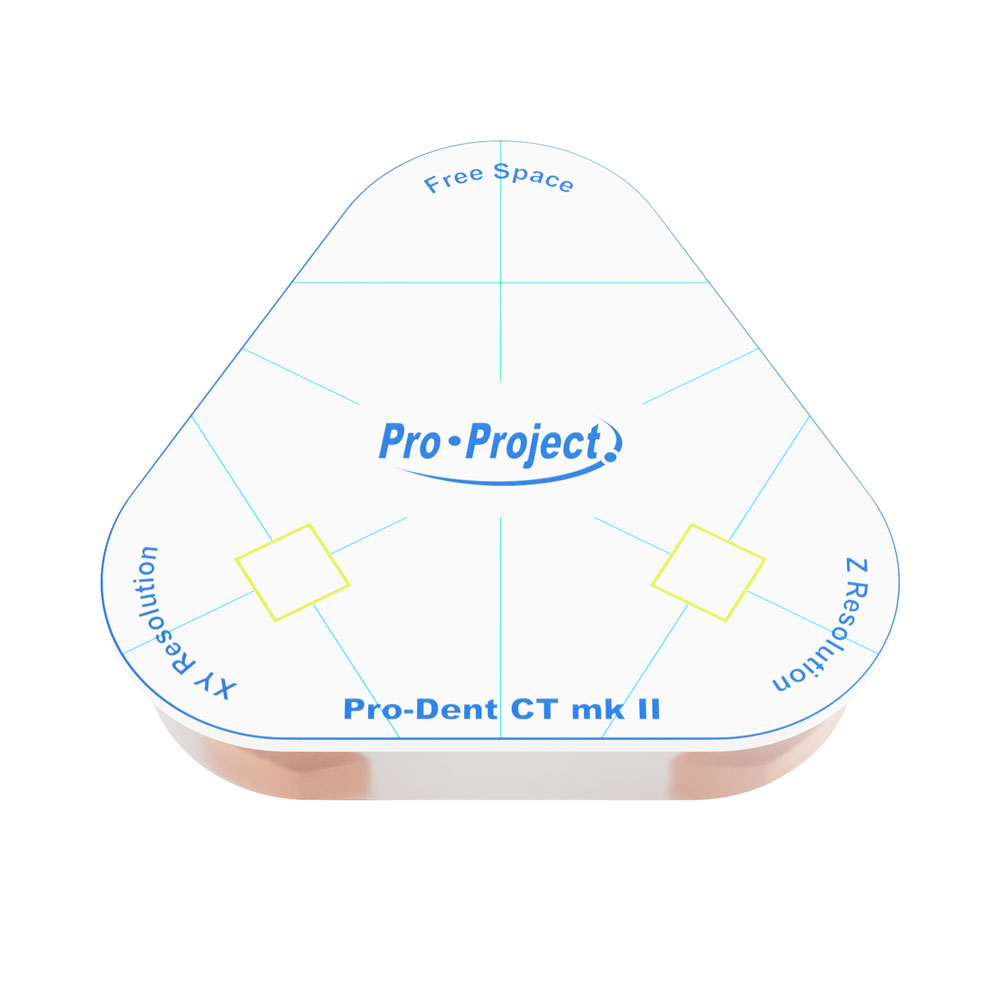 Pro-Dent CT MK II - Resolution