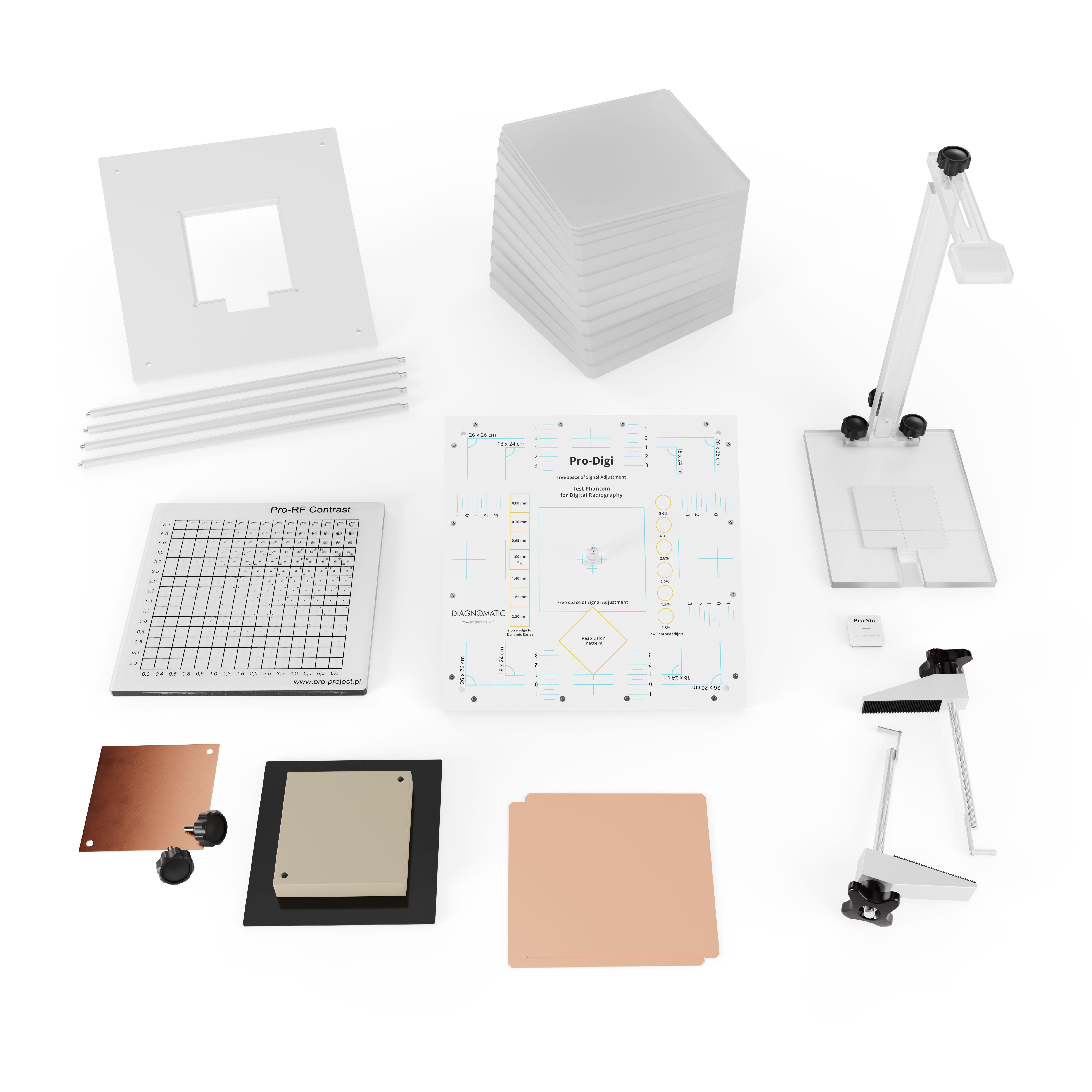 Pro-Digi PRO kit