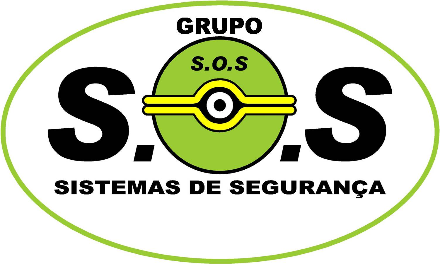 Logotipo da Segurança SOS de Gramado RS
