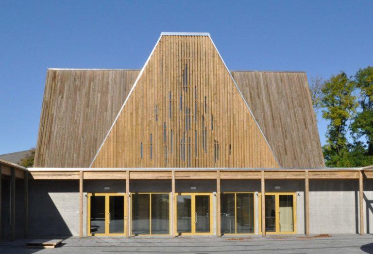 stålbygg kirke