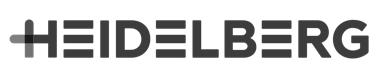 Logo Heidelberger Druckmaschinen AG