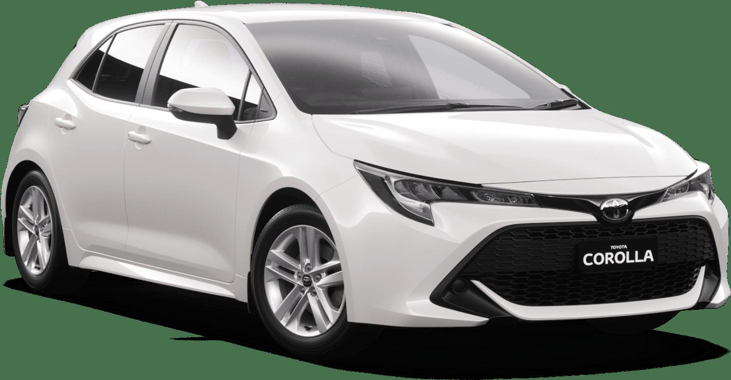 Toyota Corolla Melbourne Car Hire
