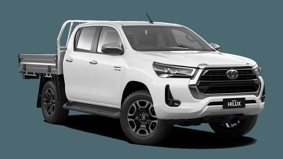 Toyota DualCab HiLux Melbourne Car Hire